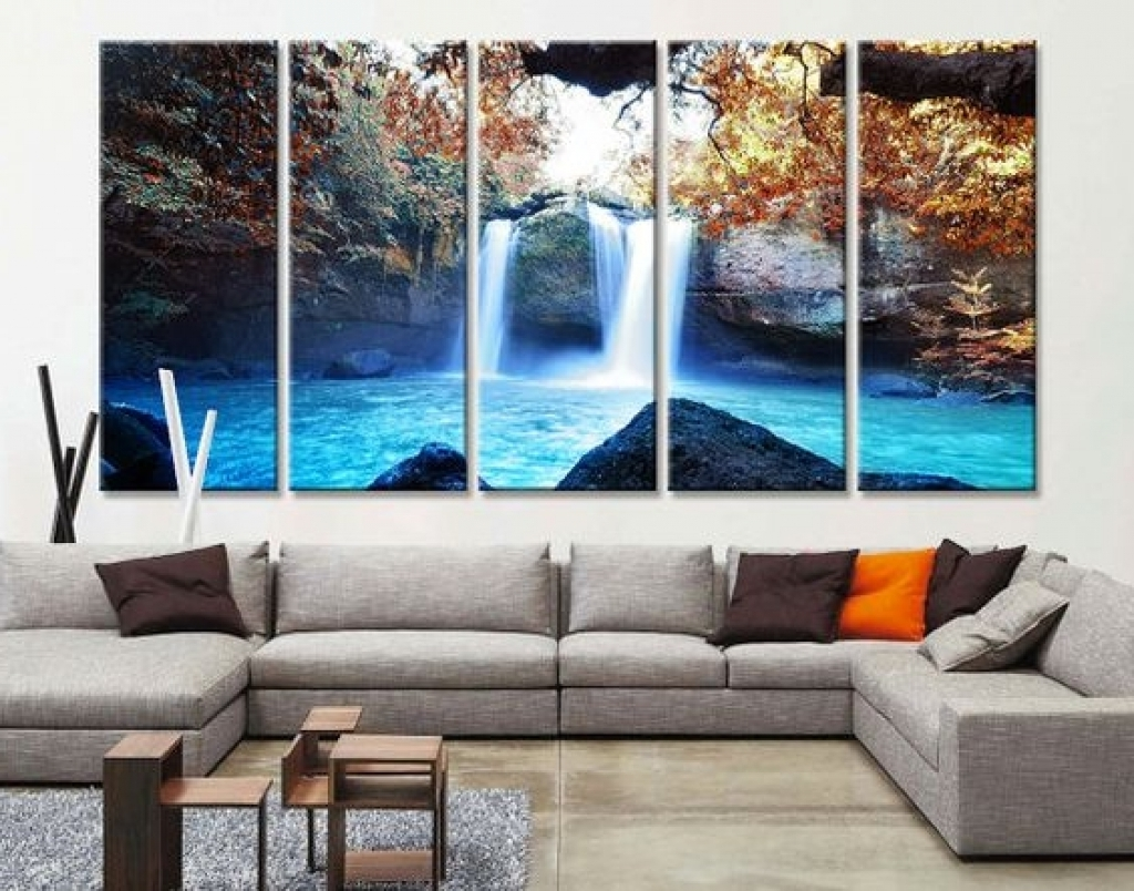 Trendy Popular Wall Art Inside Amazing Popular Wall Art Decor Canva Print Large On Collection  (View 4 of 15)