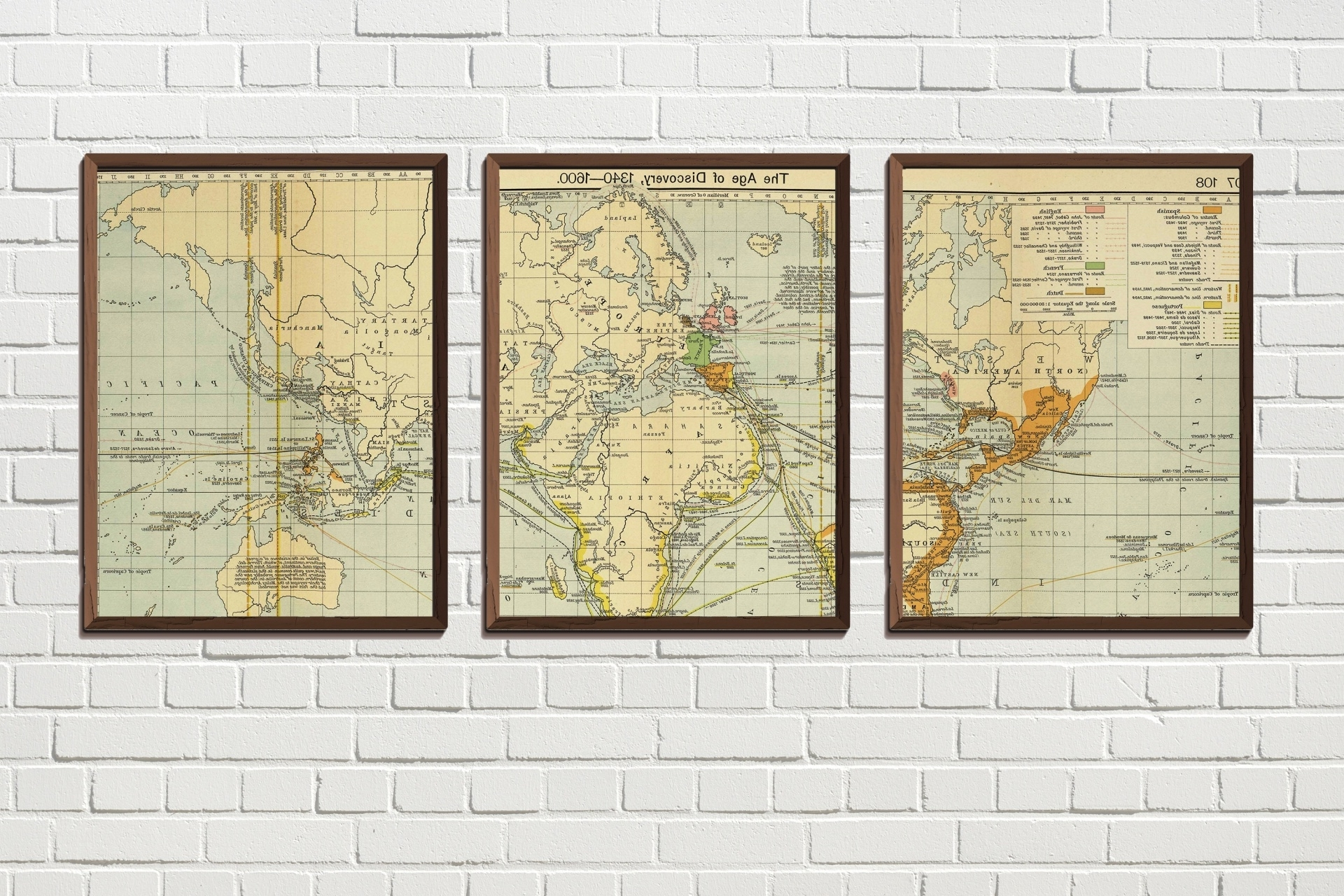 Trendy Vintage Map Wall Art Throughout Vintage Map Wall Art Free Stock Photo – Public Domain Pictures (View 12 of 15)