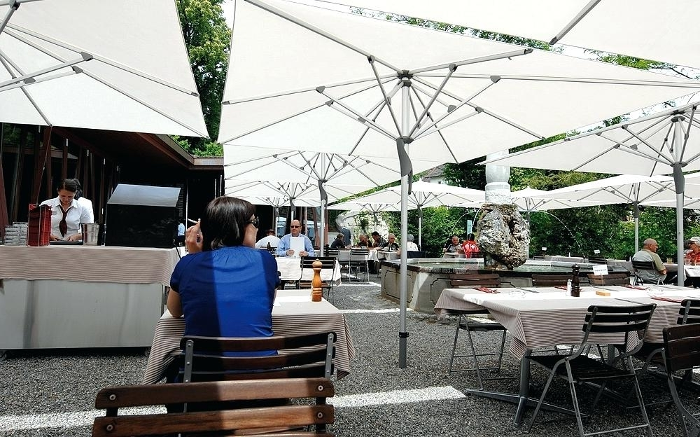 Tyres2C Inside 2018 Patio Umbrellas For High Wind Areas (View 3 of 15)