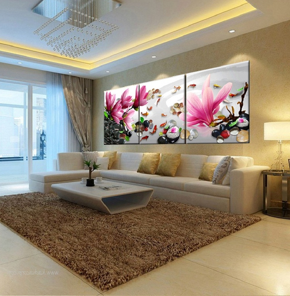 Unique Canvas Wall Art Ideas For Paintings, Posters And Art Prints! with regard to 2017 Cheap Oversized Canvas Wall Art