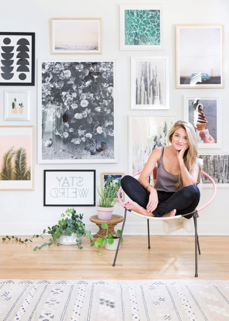 Uo Diy: Gallery Wall – Urban Outfitters – Blog In Favorite Urban Outfitters Wall Art (View 9 of 15)