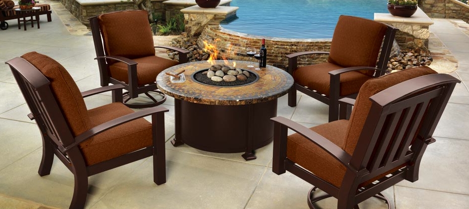 Upscale Patio Umbrellas Inside Preferred Best High End Patio Furniture Wrought Iron Patio Furniture On Patio (View 11 of 15)