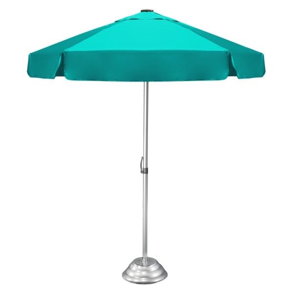 Vented Patio Umbrellas pertaining to 2018 Vented Bistro Umbrella - Commercial Quality Patio Umbrella - Goimprints