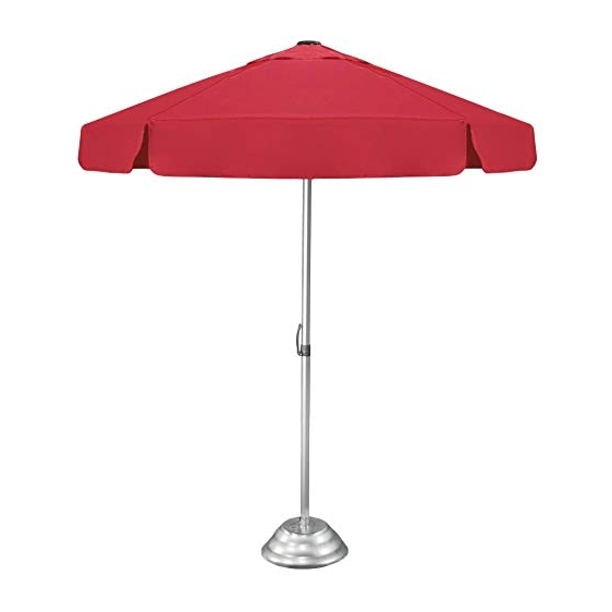 Vented Patio Umbrellas Within Newest Amazon (View 14 of 15)