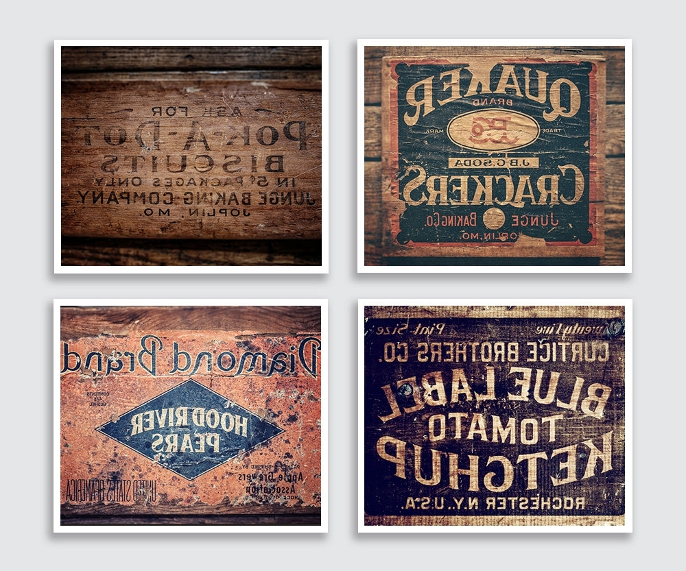 Featured Photo of Vintage Wall Art