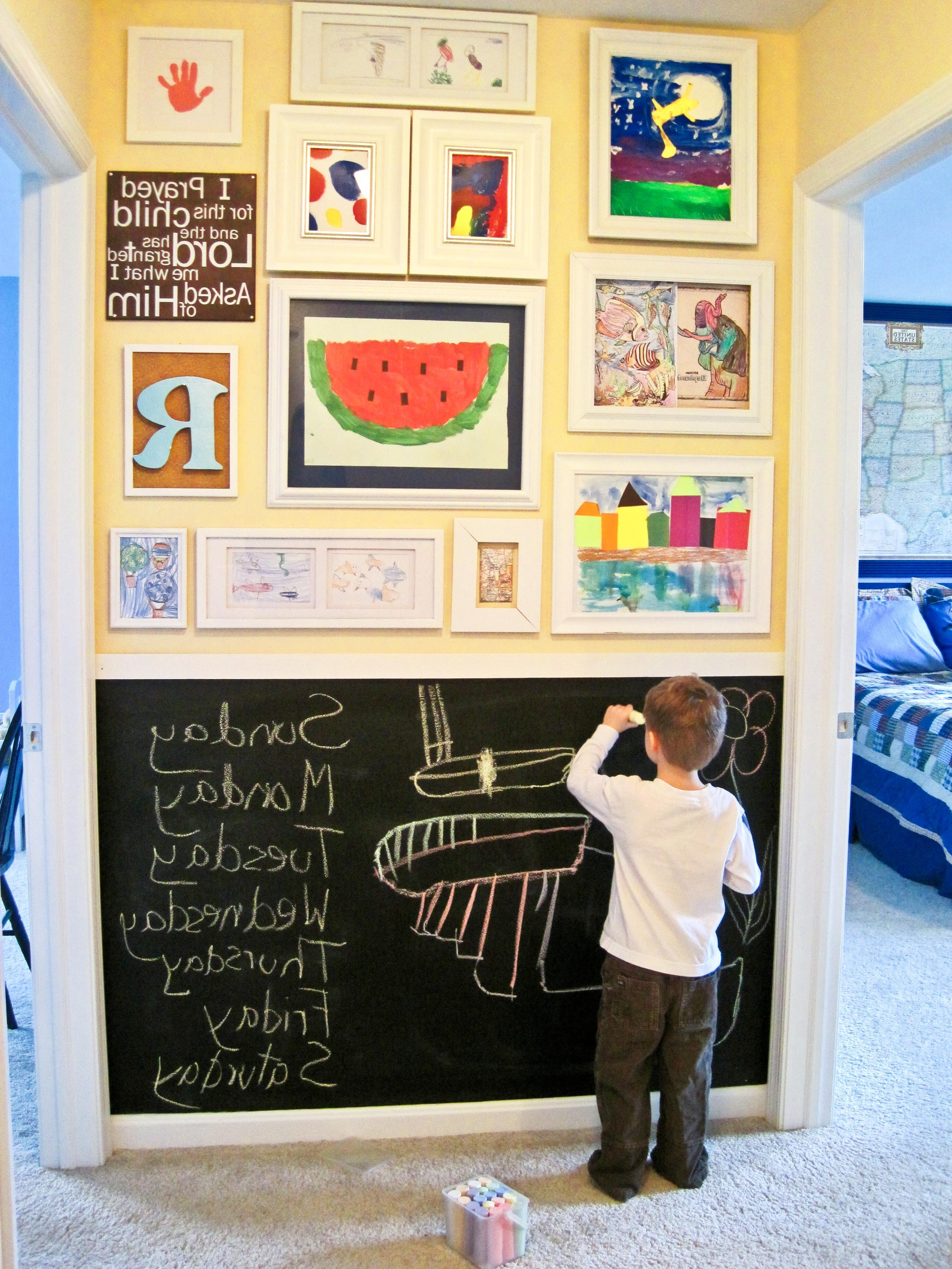 Wall Art Décor Ideas For Kids Room (View 14 of 15)