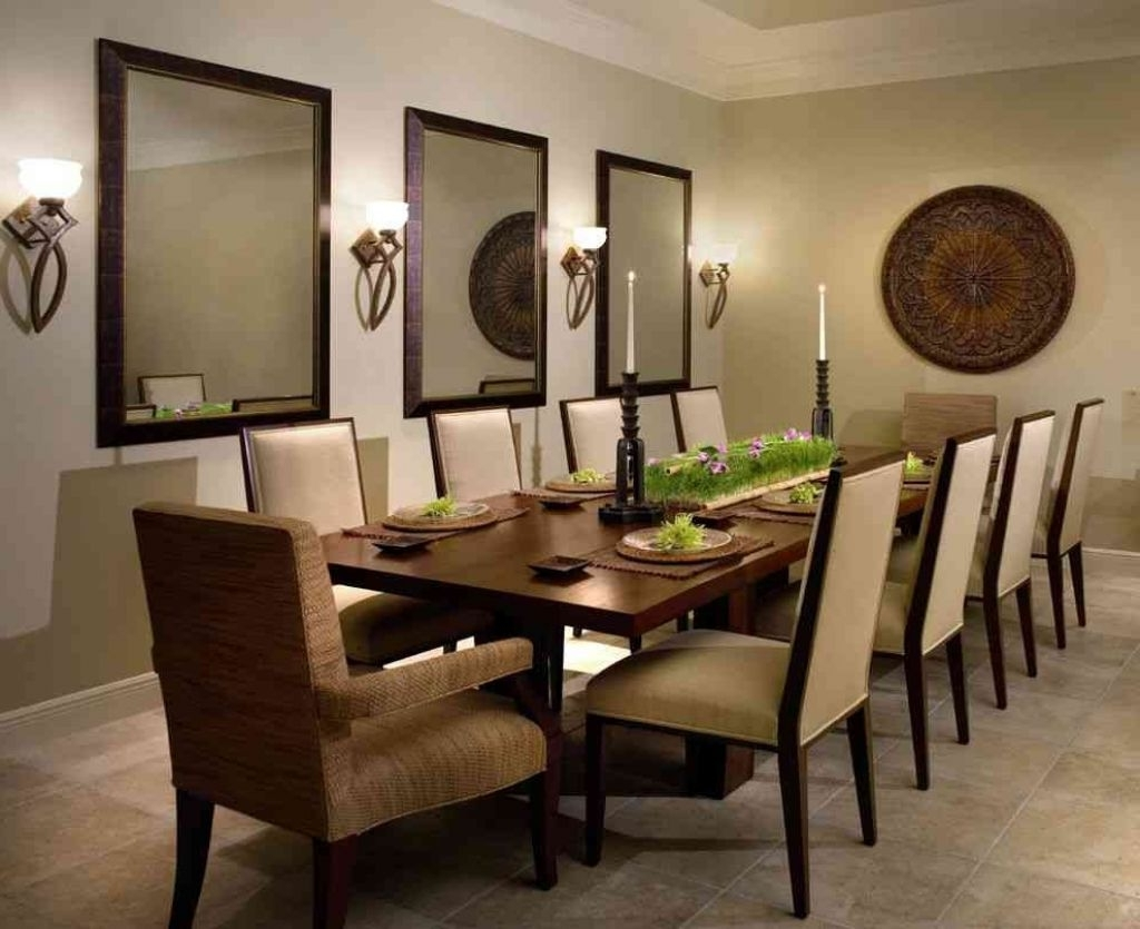 Wall Art For Dining Room Pertaining To Most Current Wall Decor For Dining Room Elegant Lovely Wall Decor Ideas Dining (View 12 of 15)
