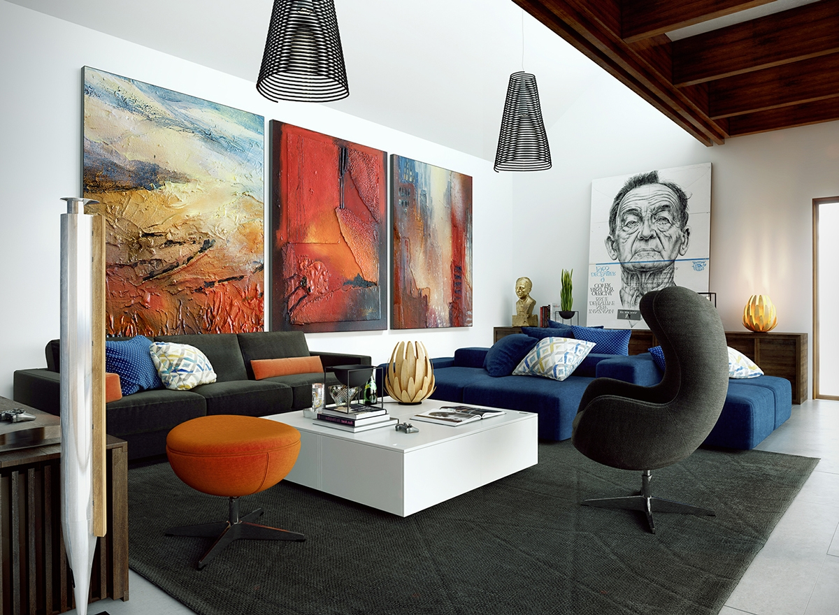 Wall Art For Living Room Regarding Well Known Wall Art For Living Room – Ilovebigelow (View 14 of 15)