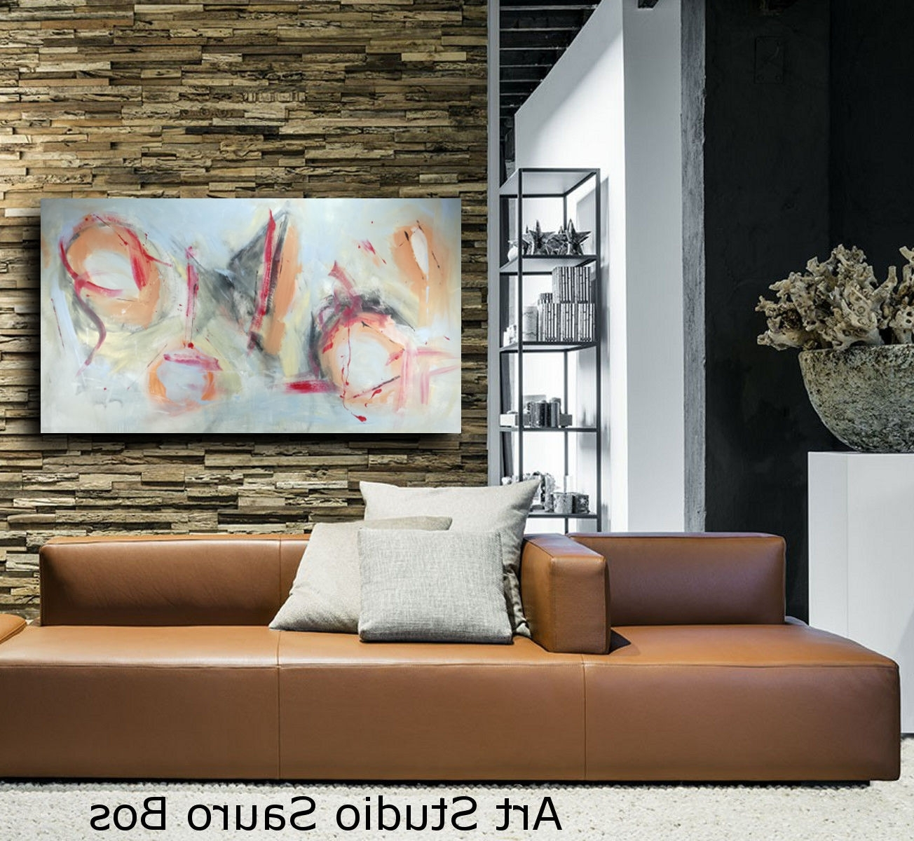 Wall Art For Living Room With Most Recent Abstract Large Wall Art Living Room 150X (View 12 of 15)