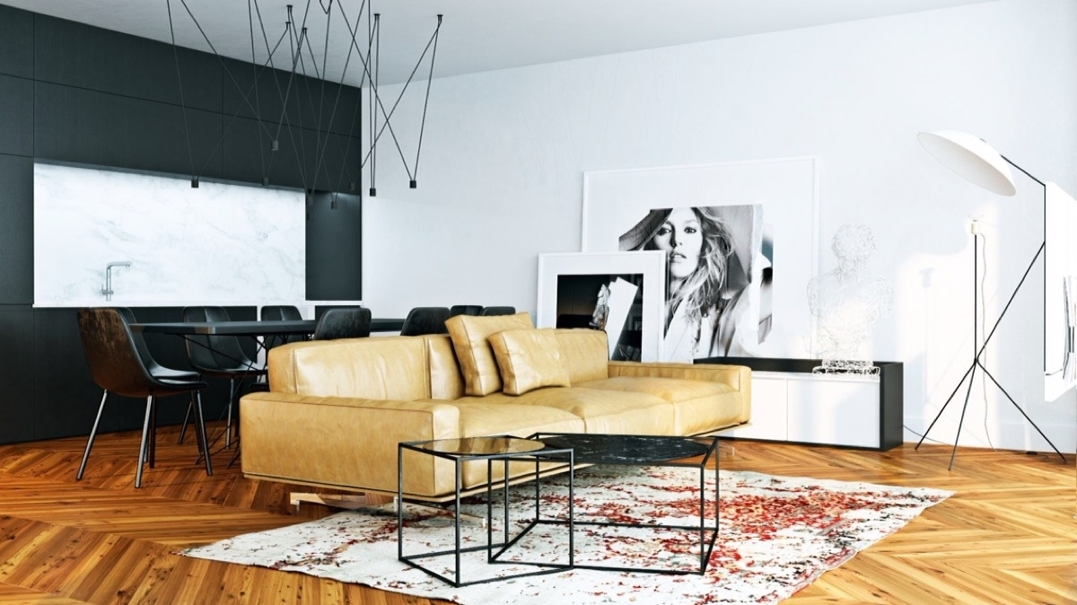 Wall Art Ideas For Living Room For Fashionable Large Wall Art For Living Rooms Ide Large Wall Decor Ideas For (View 8 of 15)