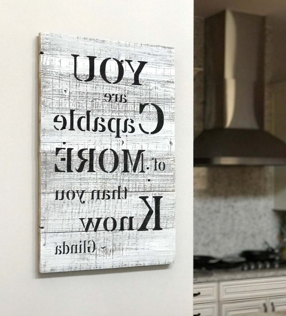 Wall Art Quotes Ireland Pics Of Wall Art Quotes On Wood – Prix Dalle In Latest Wood Wall Art Quotes (View 7 of 15)