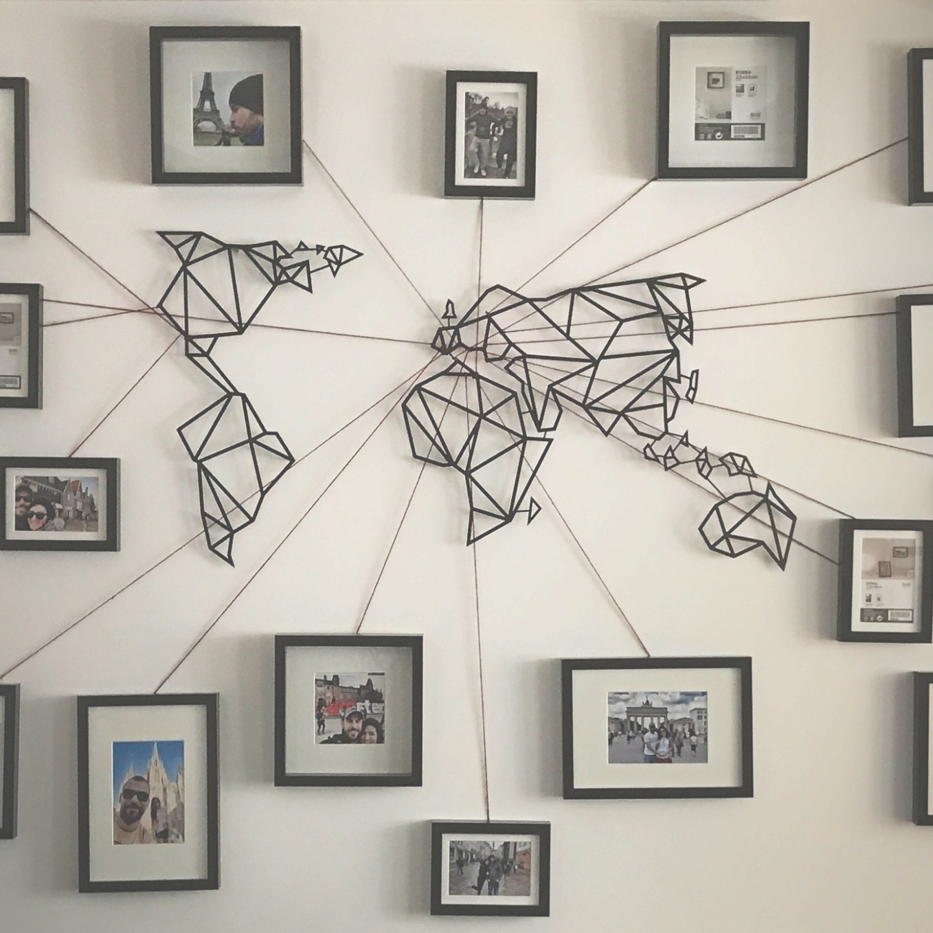 Wall Art World Map For Best And Newest Photo Gallery Of Wall Art Map World Viewing 11 45 Photos For (View 7 of 15)