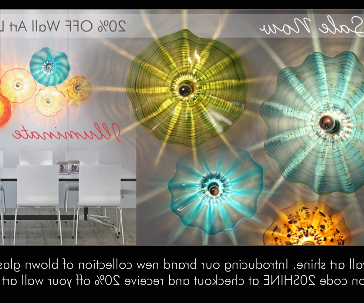 Wall Decor Glass Plates – Amthuchanoi In Recent Glass Plate Wall Art (View 14 of 15)