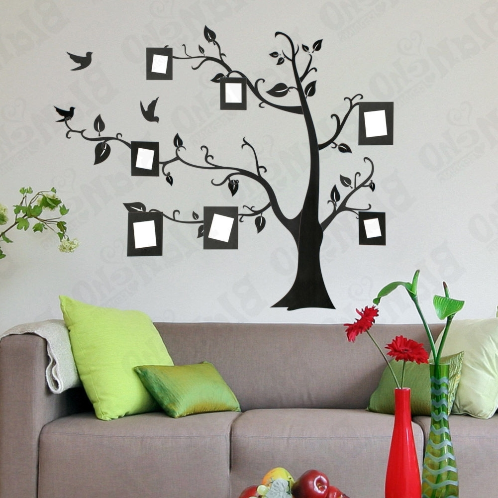 Wall Decor Stickers – 2 – In Decors Throughout Most Current Wall Art Decors (View 13 of 15)