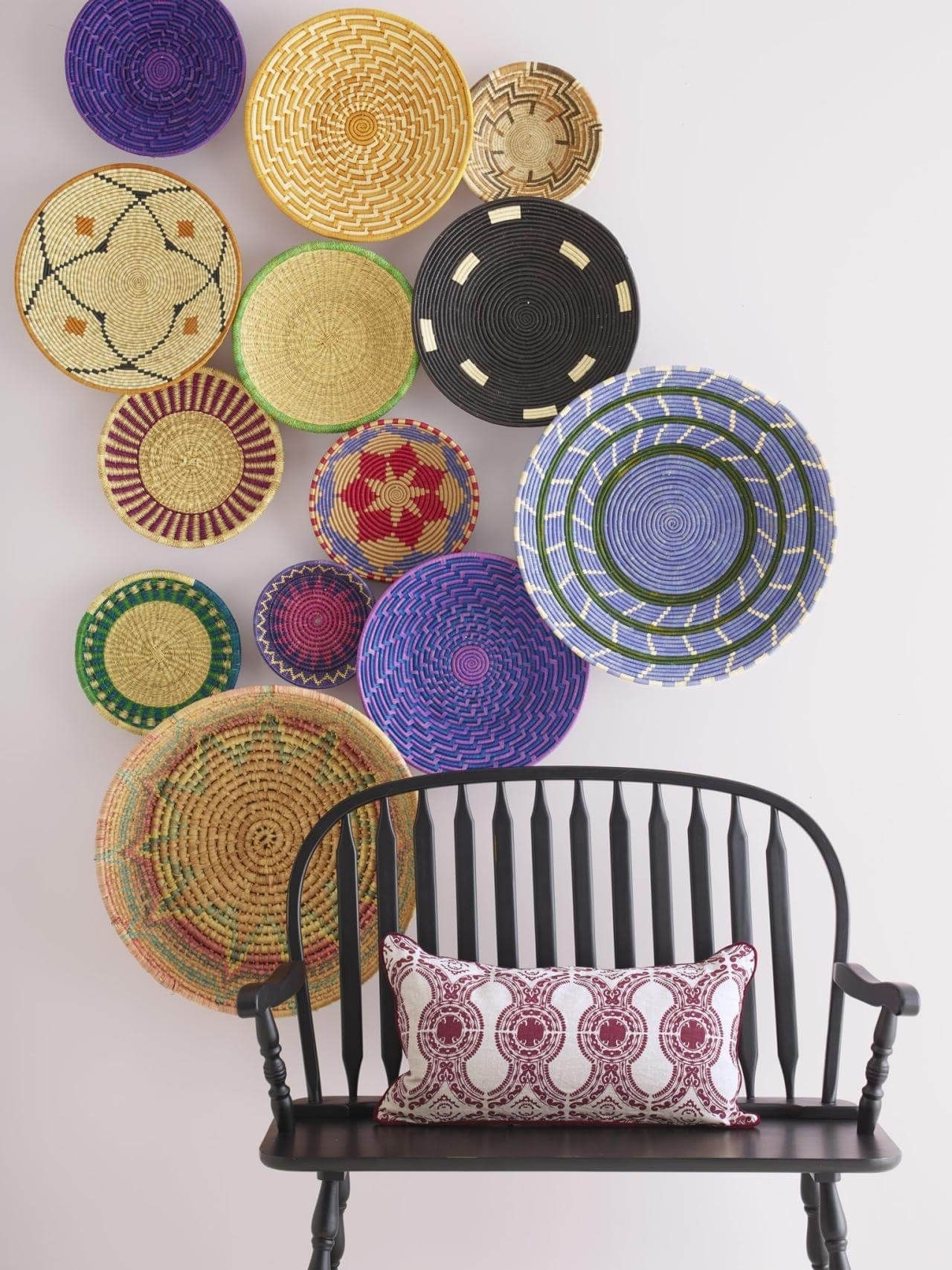 Wall Decor, Walls In Well Known Woven Basket Wall Art (View 12 of 15)