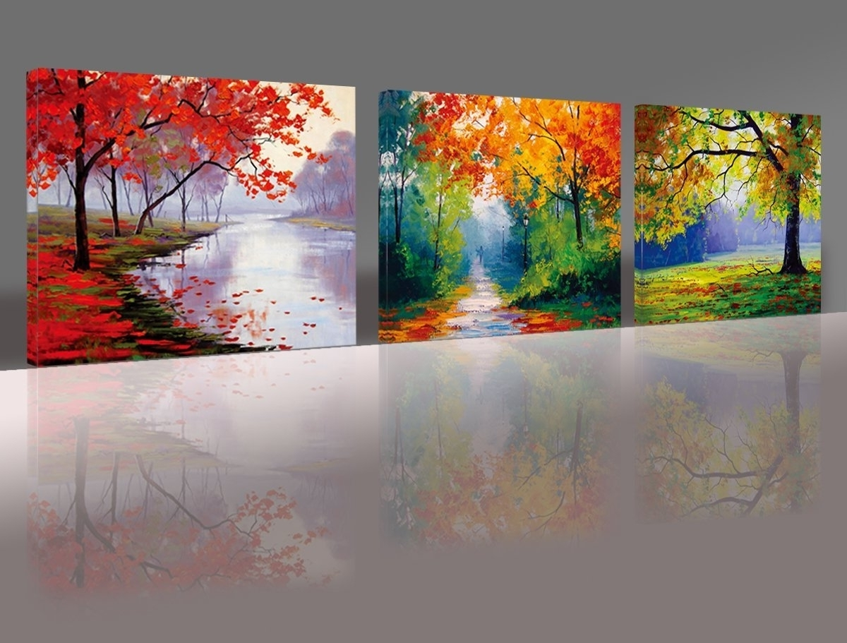 Wall Decorations Throughout Modern Framed Wall Art Canvas (View 11 of 15)