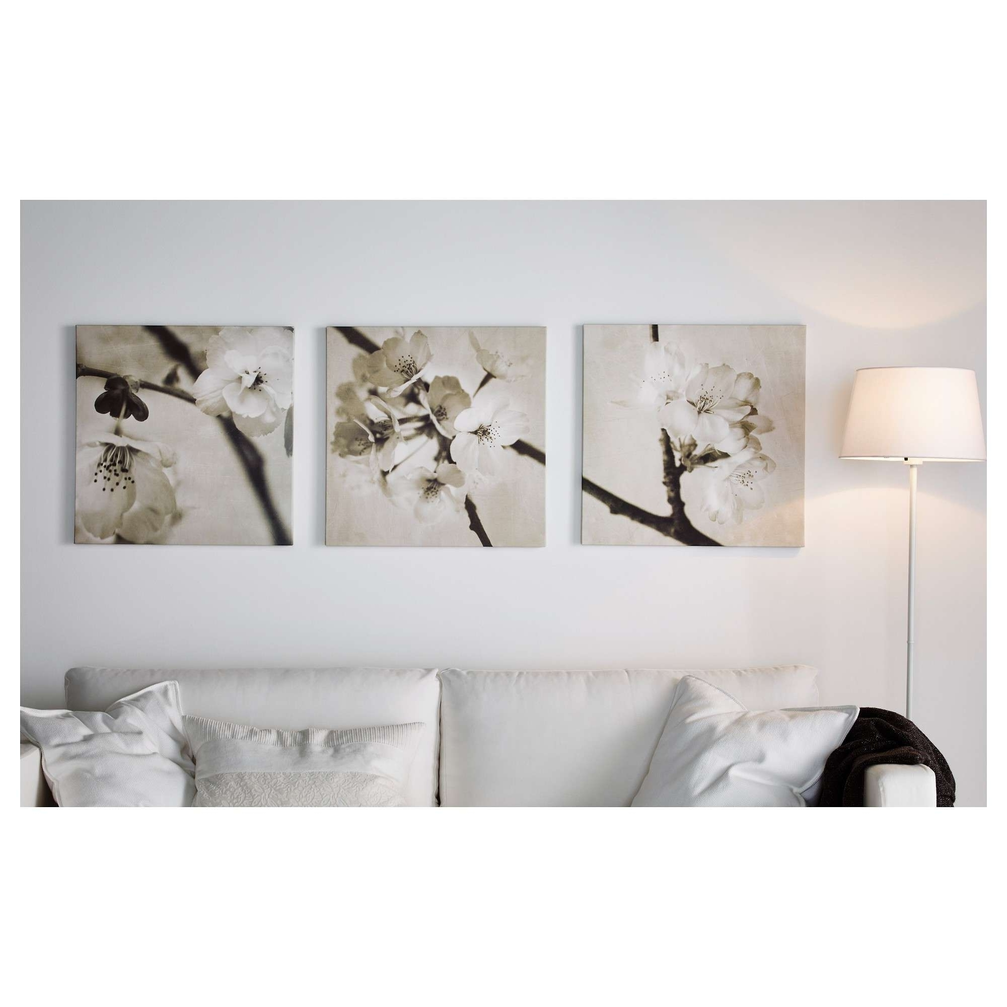 Wall Decorations With Regard To Most Popular Ikea Canvas Wall Art (View 2 of 15)