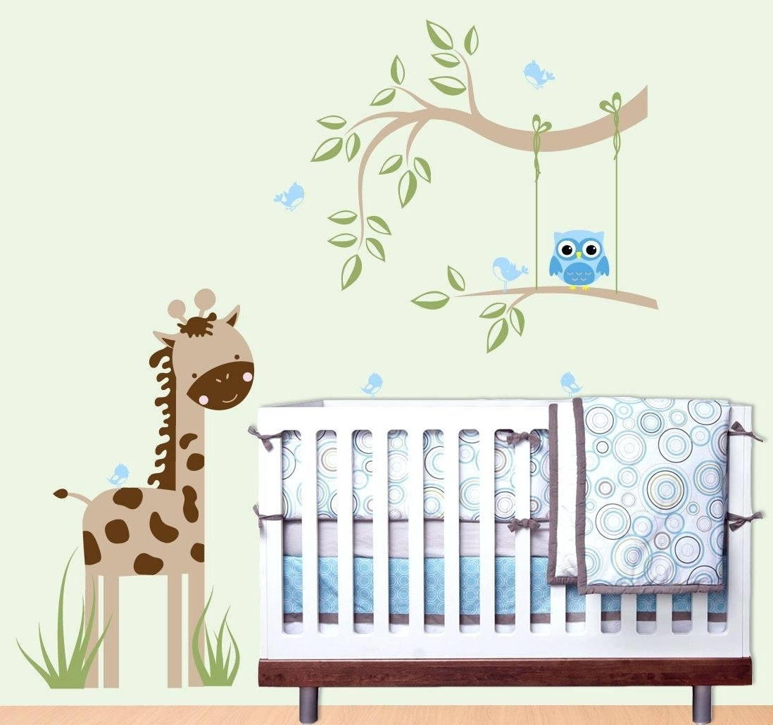 Wall Decorations Within Famous Baby Wall Art (View 14 of 15)