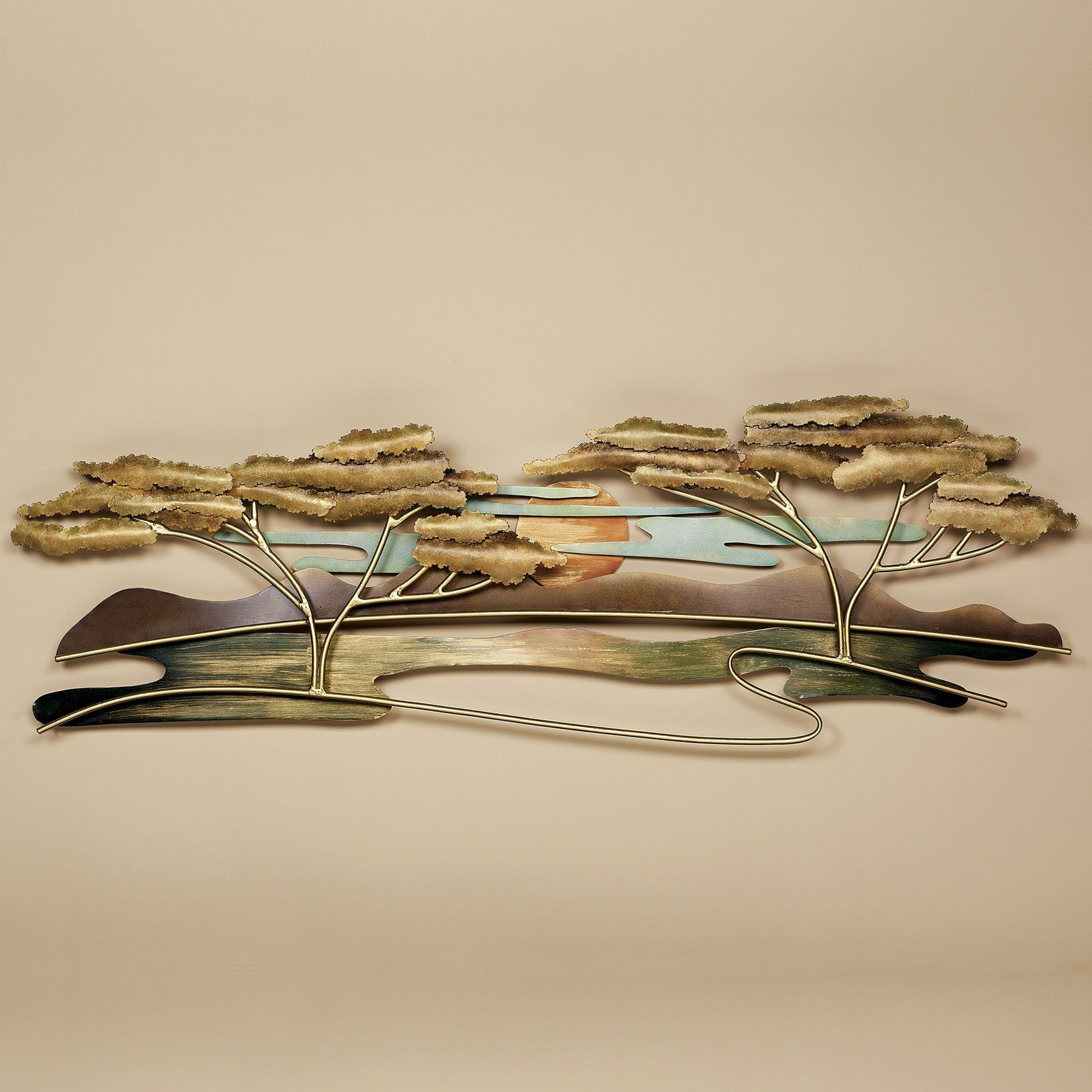Wall Sculptures, Metal Wall In Best And Newest Touch Of Class Wall Art (View 14 of 15)
