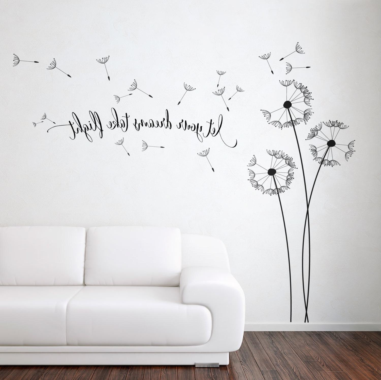 Featured Photo of Wall Sticker Art