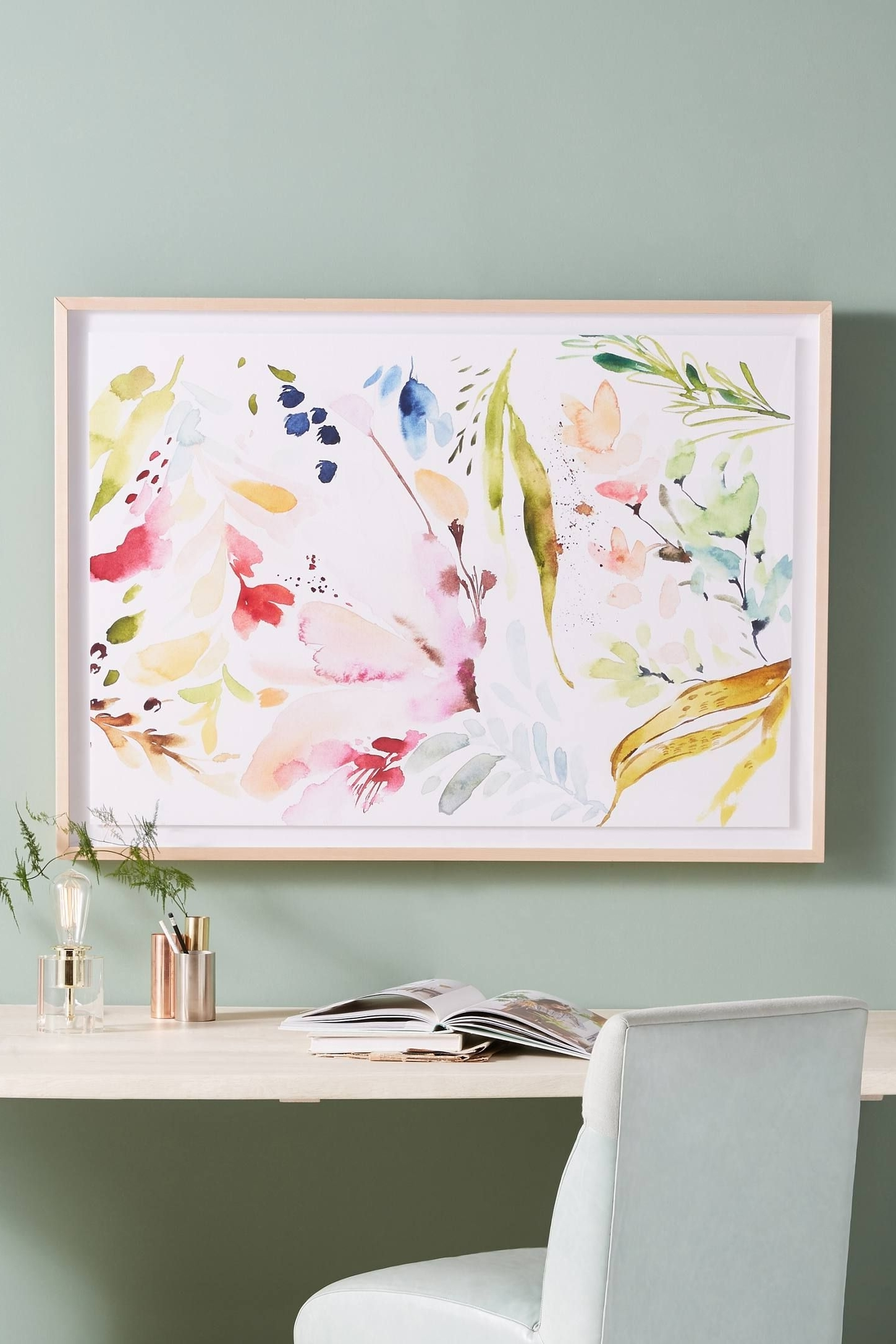 Featured Photo of Anthropologie Wall Art