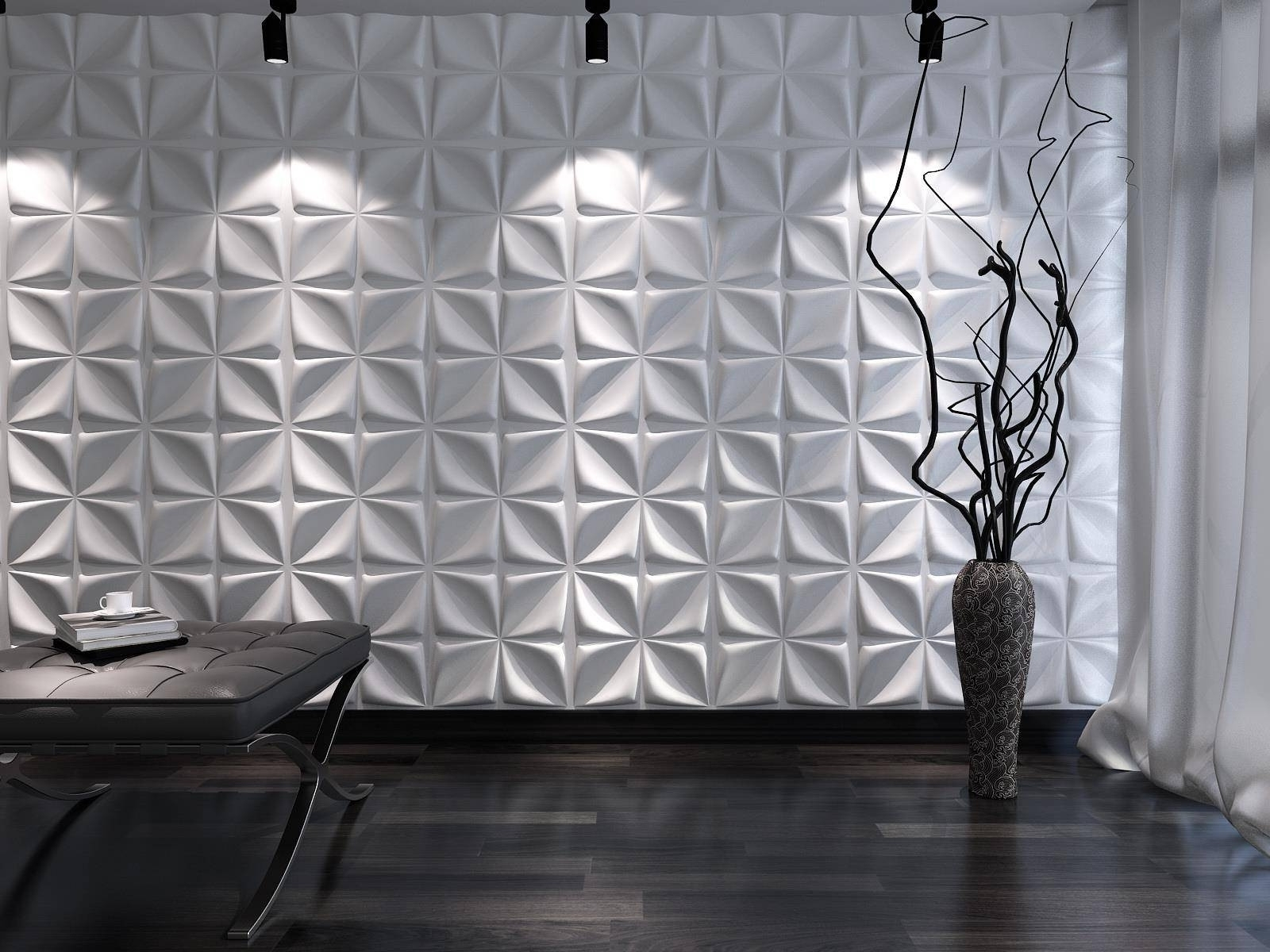 Featured Photo of 3 Dimensional Wall Art