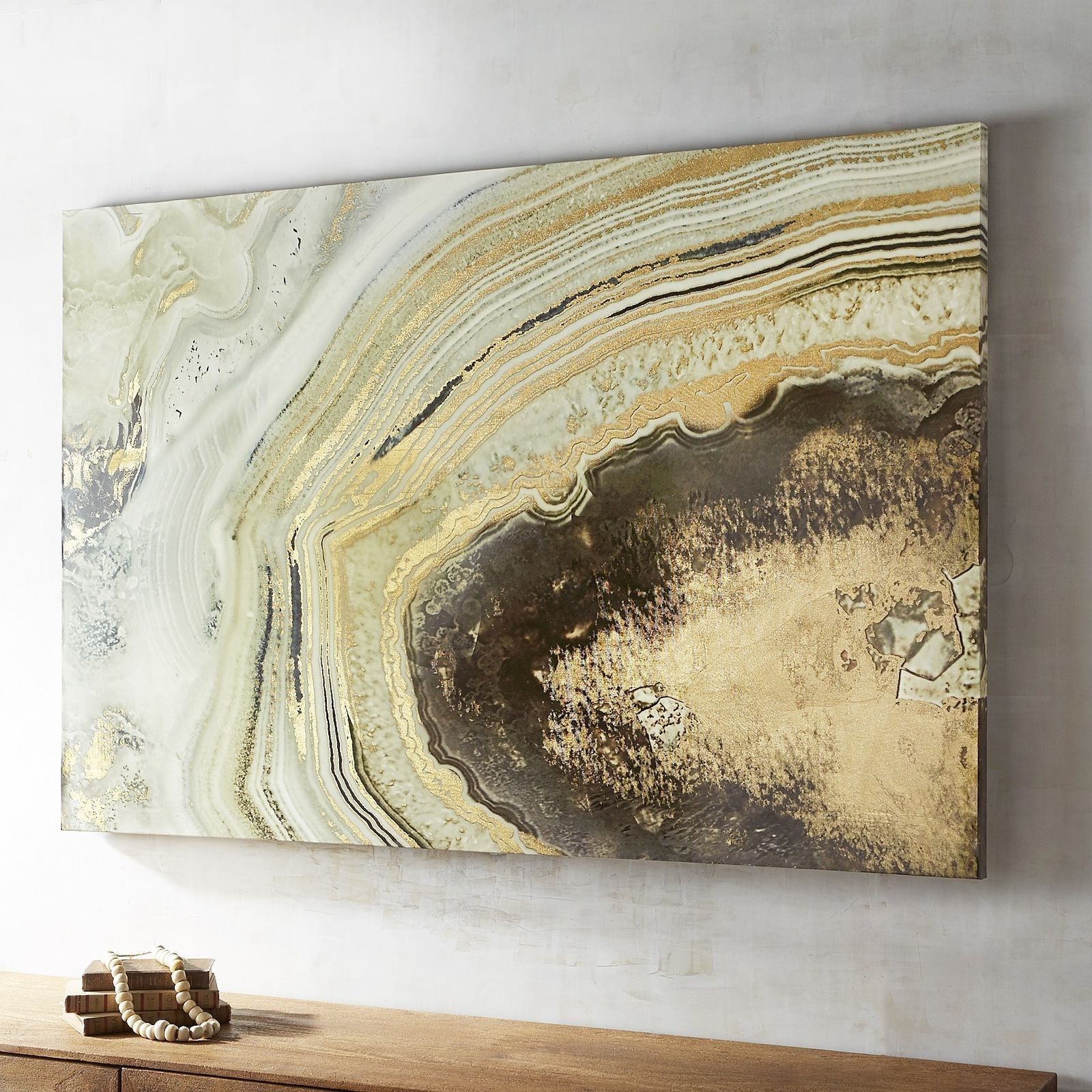 Well Known Agate Wall Art Ideas : Andrews Living Arts – How To Arrange Agate Intended For Agate Wall Art (View 13 of 15)