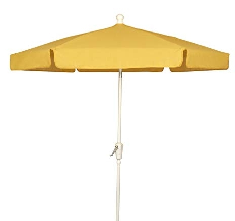 Well Known Amazon : Fiberbuilt Umbrellas Garden Umbrella, (View 14 of 15)