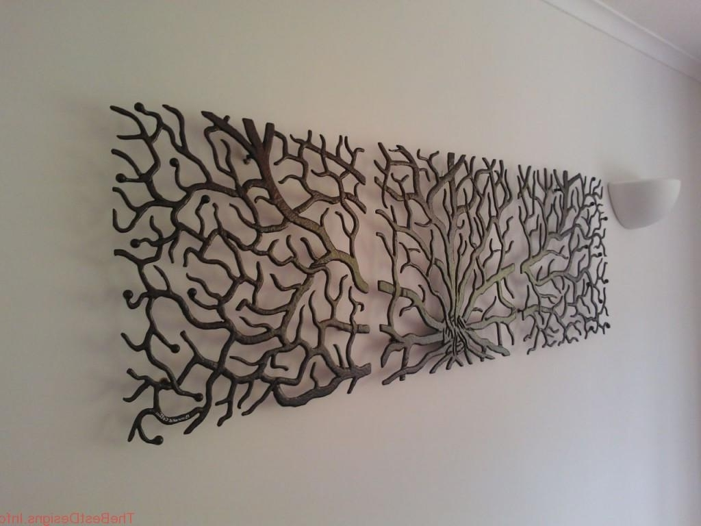 Well Known Art Wrought Iron Wall Decor — John Robinson Decor : Unique Black In Wrought Iron Wall Art (View 11 of 15)