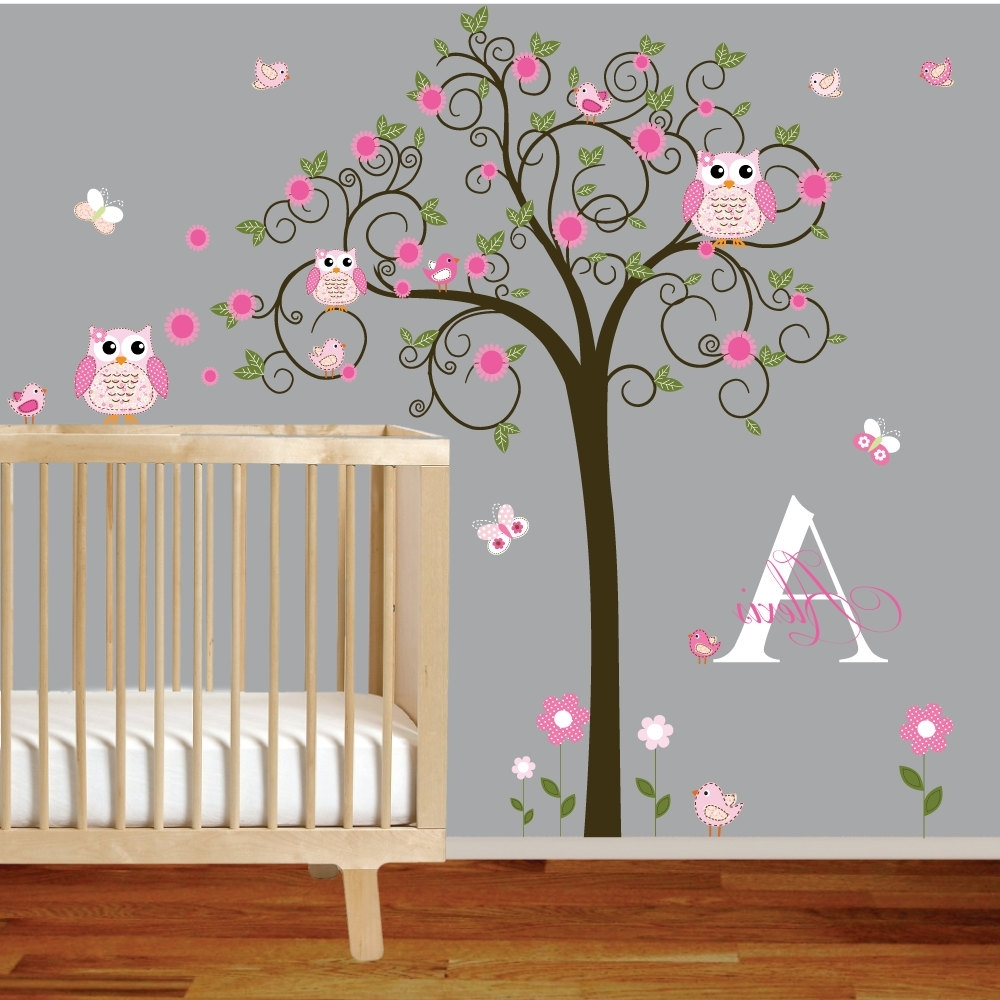 Well Known Baby Wall Art Intended For Select Optimal Wall Stickers For Nursery – Blogbeen (View 15 of 15)