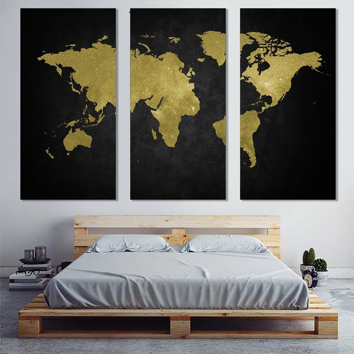 Well Known Black And Gold Wall Art – Www (View 6 of 15)