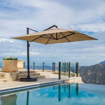 Well Known Costco Umbrellas Patio Furniture – Ungrounded With Patio Umbrellas At Costco (View 15 of 15)
