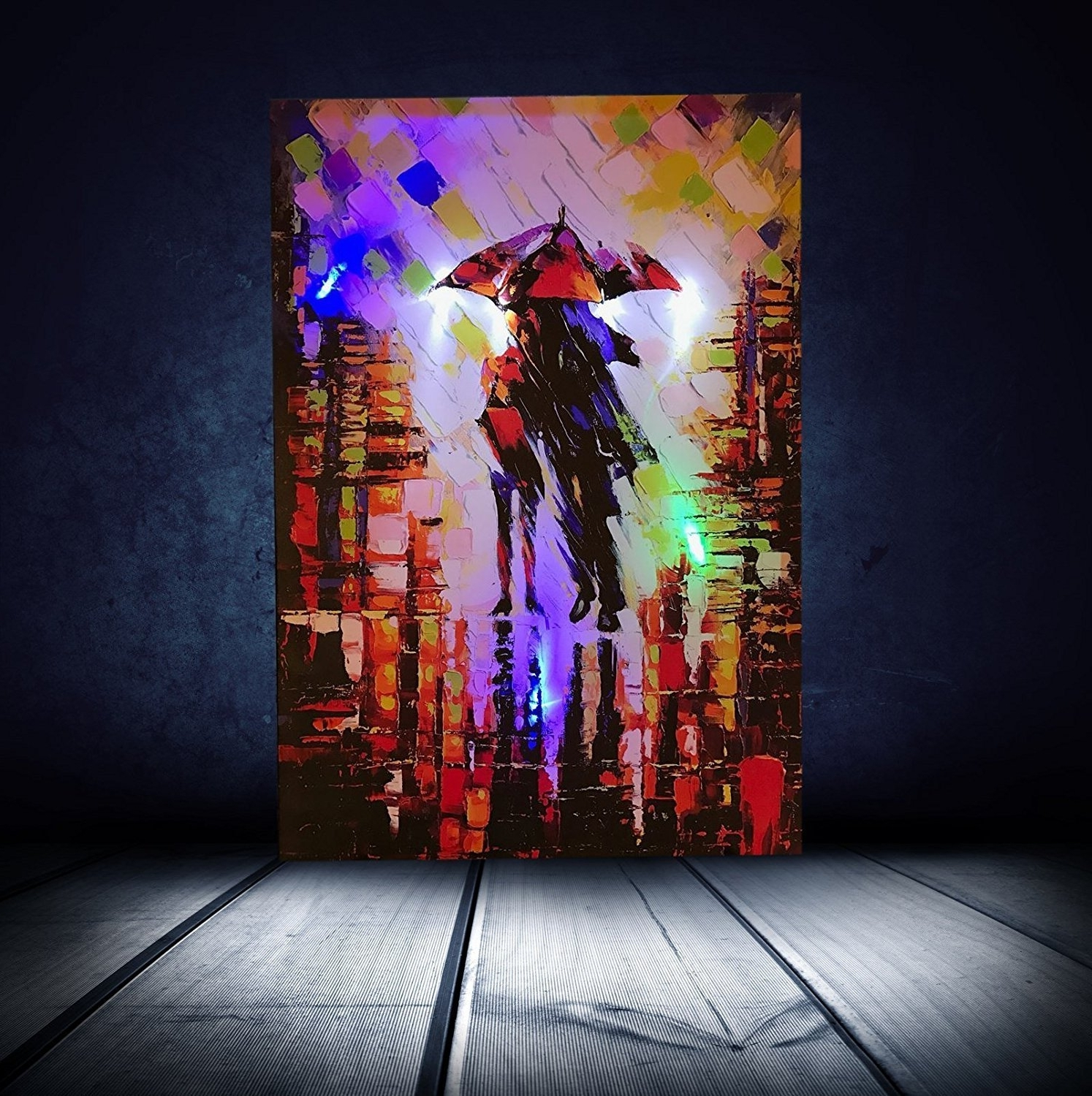 Well Known Dcdirect – Led Lighted Canvas Beautiful Realistic Wall Art – Canvas Within Wall Art Canvas (View 15 of 15)