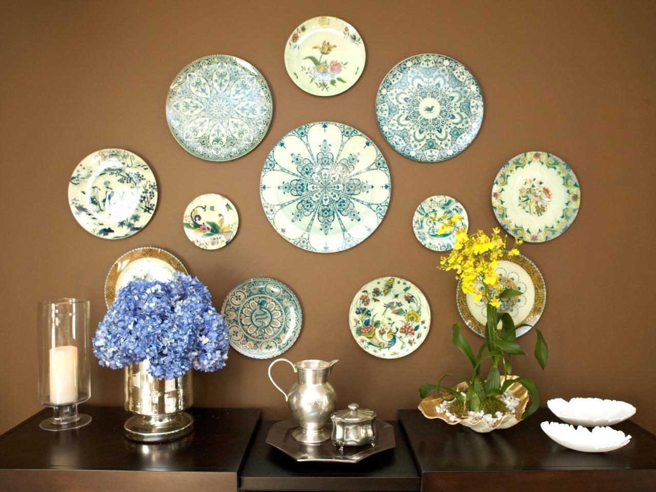 Well Known Decorative Glass Plates Spectacular Wall Decor Glass Plates – Prix Regarding Glass Plate Wall Art (View 3 of 15)