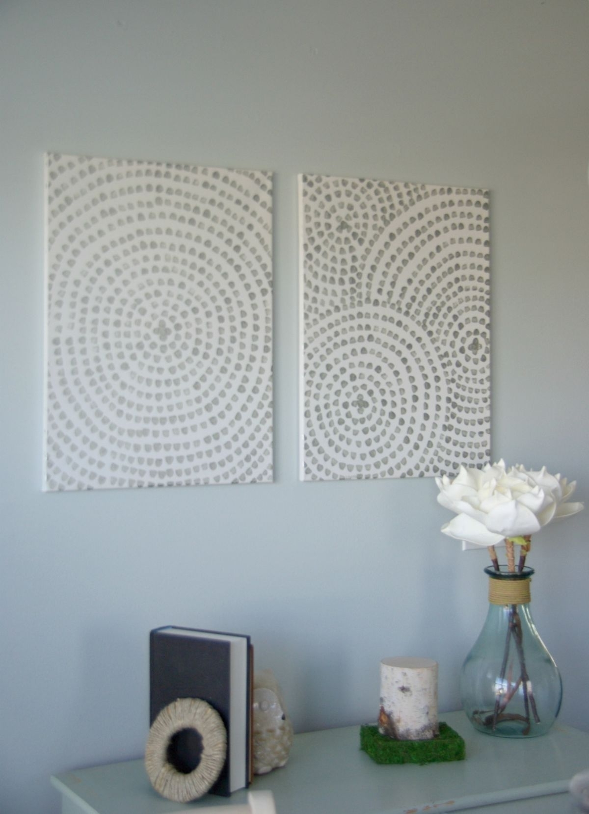 Well Known Diy Canvas Wall Art – A Low Cost Way To Add Art To Your Home (View 3 of 15)