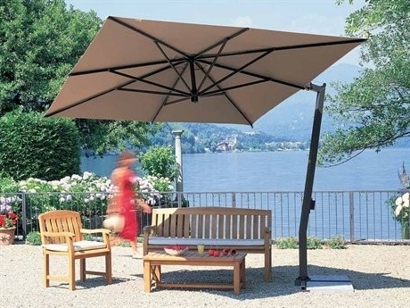 Featured Photo of Square Cantilever Patio Umbrellas