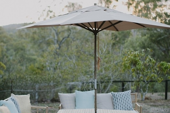 Well Known Gold Coast Patio Umbrellas With Regard To Market Umbrellas @ Lovestruck Weddings And Events (View 10 of 15)