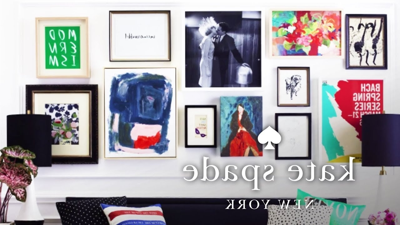 Well Known How To: Style A Gallery Wall (View 6 of 15)