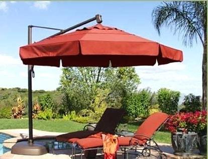 Well Known Ideas Treasure Garden Patio Umbrella Or Treasure Garden Umbrellas 72 Pertaining To Garden Treasures Patio Umbrellas (View 14 of 15)