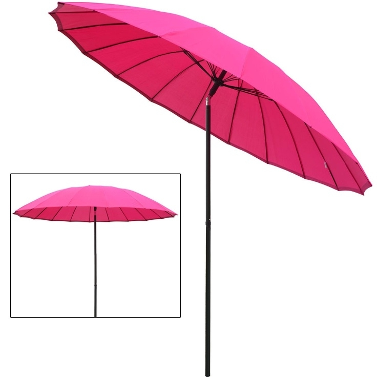 Well Known Impressive On Pink Patio Umbrella 1000 Images About My Umbrellas On With Pink Patio Umbrellas (View 12 of 15)