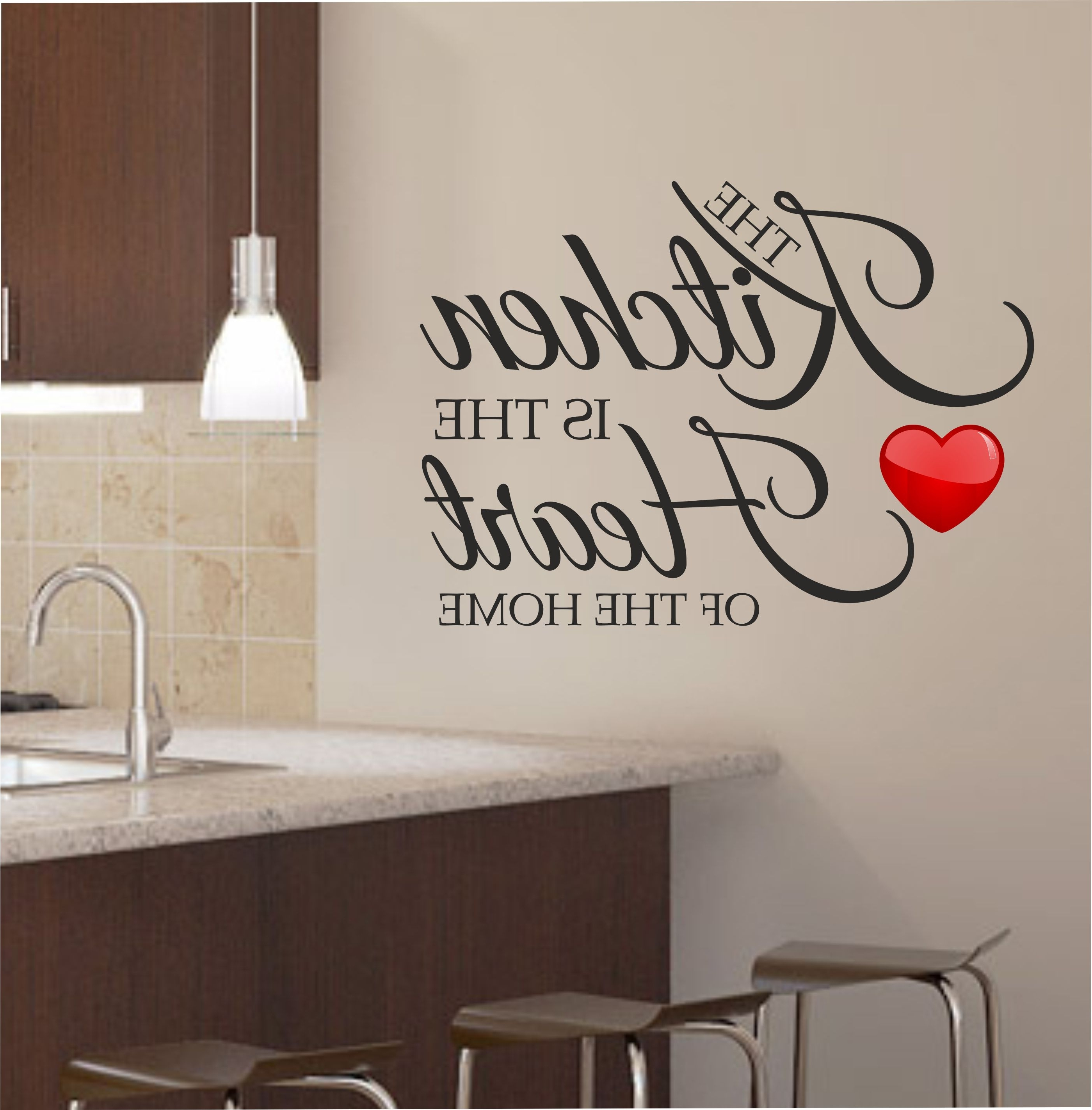 Well Known Kitchen Wall Art For Decorate Your Kitchen With Appealing Kitchen Wall Art – Designinyou (View 13 of 15)