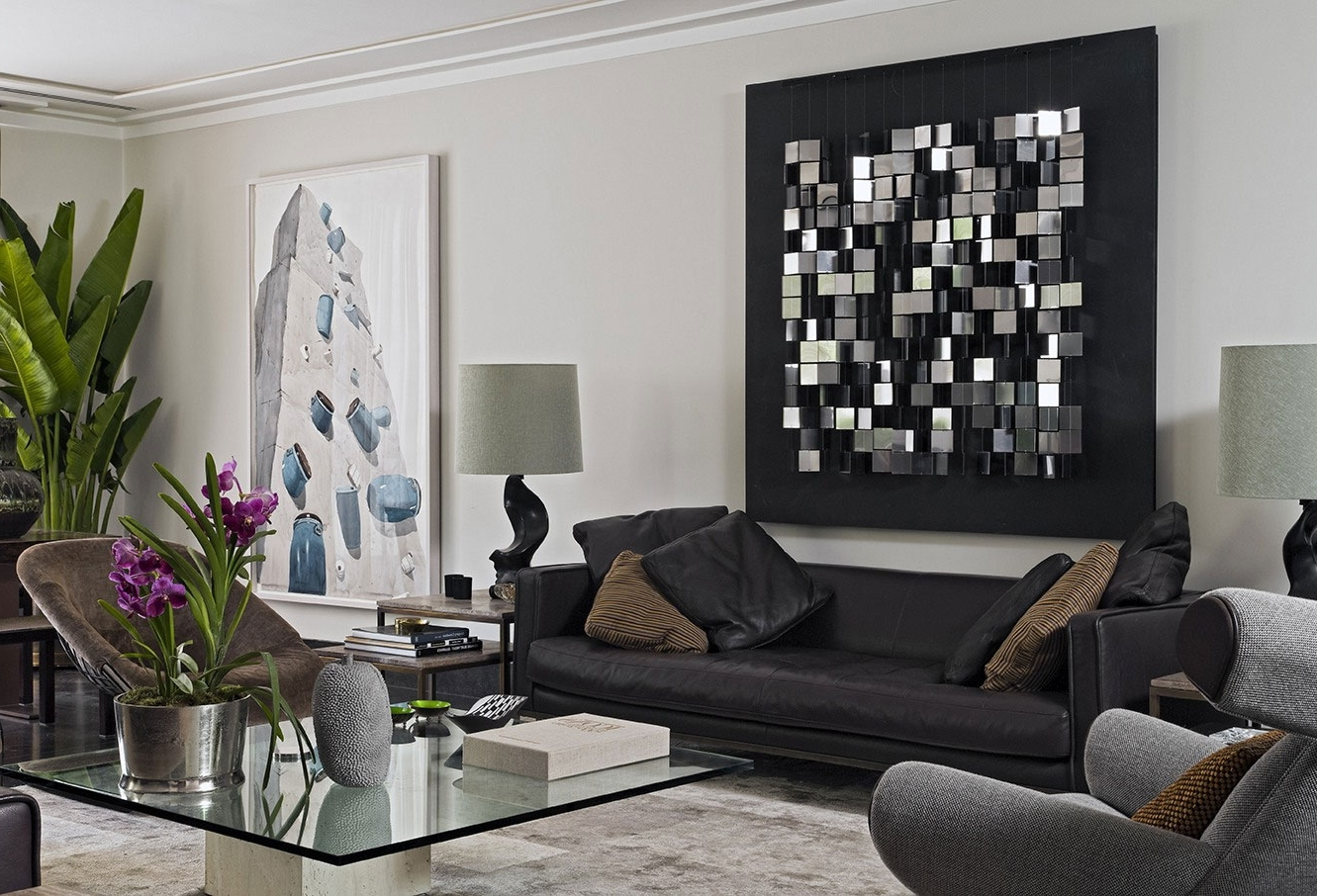 Well Known Living Room Wall Art Inside Mozaic Wall Art Decor For Living Room : Ideas Of Wall Art Decor For (View 12 of 15)