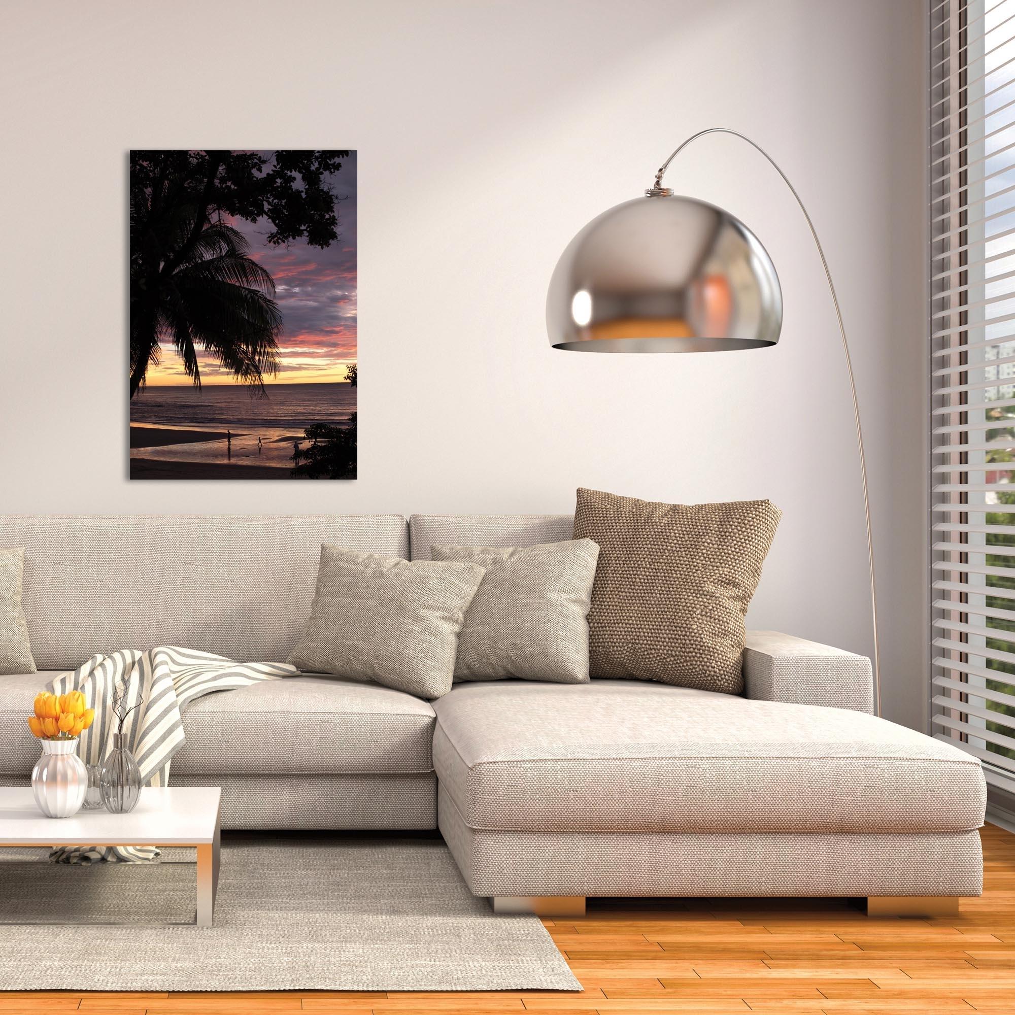 Well Known Metal Art Studio – Coastal Sunset Skiesmeirav Levy – Coastal Regarding Coastal Wall Art (View 15 of 15)