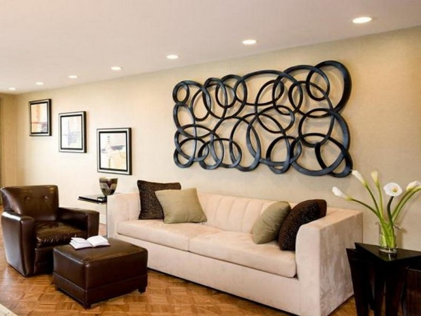 Well Known Oversized Wall Art Within Cool Oversized Wall Art 21 Home Decor Ideas Feng Shui Small Living (View 9 of 15)