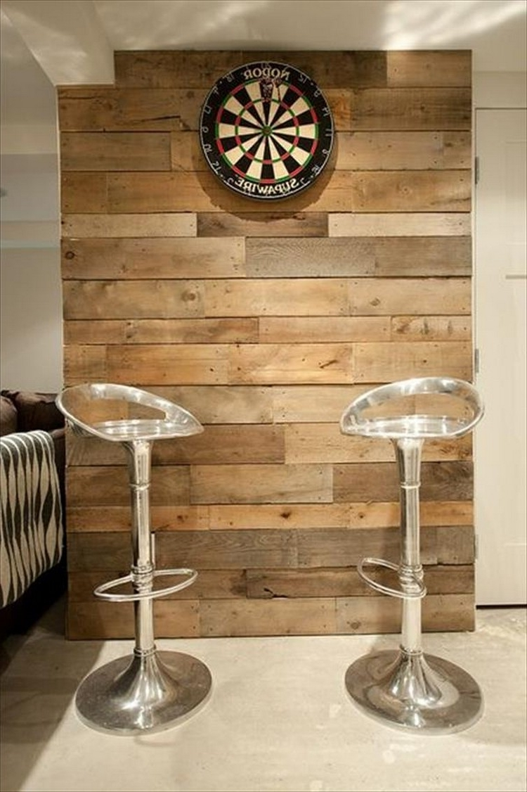 Well Known Pallet Wall Art Ideas – Pallet Idea For Pallet Wall Art (View 15 of 15)