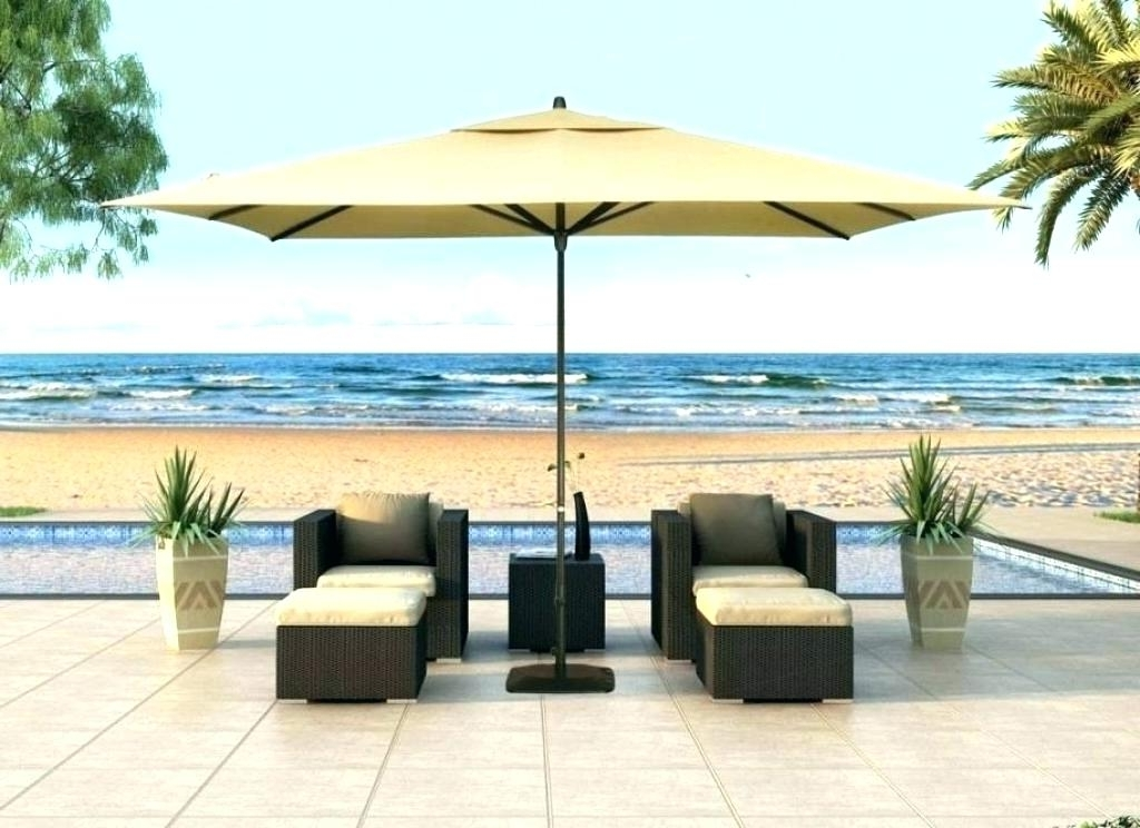 Well Known Patio Deck Umbrellas With Regard To Shade Umbrella For Deck Outdoor Umbrellas Patio Deck Umbrella (View 4 of 15)