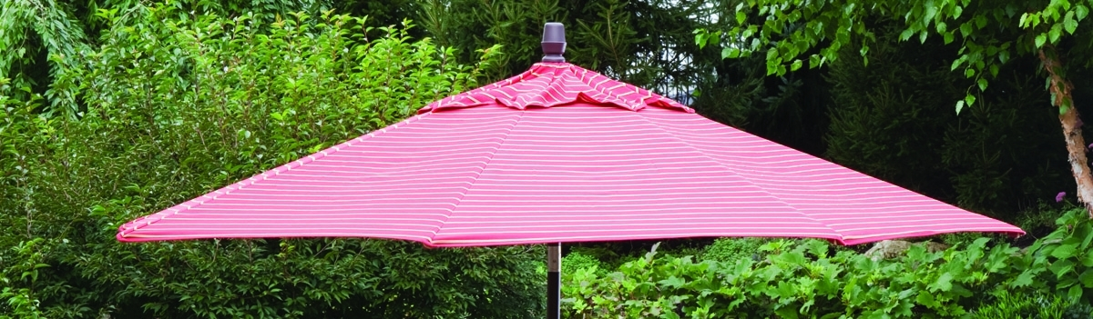 Well Known Pink Patio Umbrellas For Pink Patio Umbrellas Foter – Arelisapril (View 3 of 15)