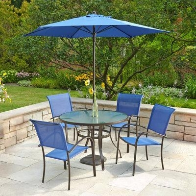Well Known Small Patio Tables With Umbrellas Regarding Idea Umbrella For Patio Table And Amazing Umbrella For Small Patio (View 14 of 15)