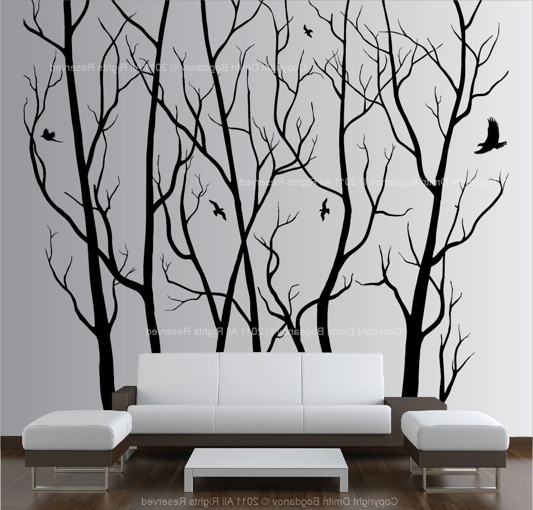 Well Known Tree Wall Art Throughout Fresh Wall Art Ideas Tree (View 15 of 15)