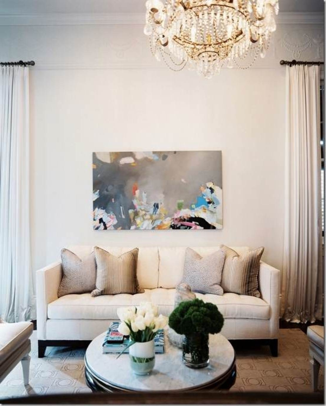 Well Known Wall Art For Living Room Within Living Room Art Decor Ideas | Irlydesign (View 9 of 15)